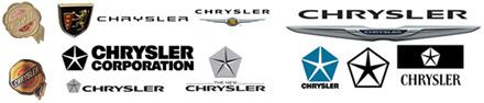 Chrysler Logo Collection