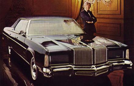 Chrysler New Yorker from brochure.