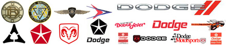 Dodge Logos