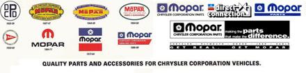 Classic Mopar Logos