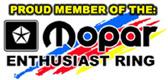 Mopar Enthusiast Ring Member site!