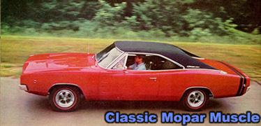 Classic Mopar Muscle Cars