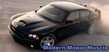 Modern Mopar Musclecars.
