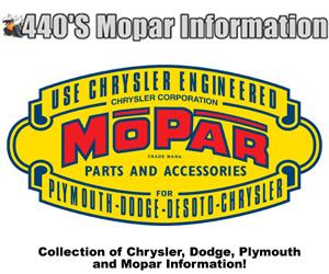 Mopar parts and accessories logo.