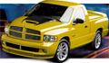 2005 Dodge Ram SRT10 Yellow Fever Edition