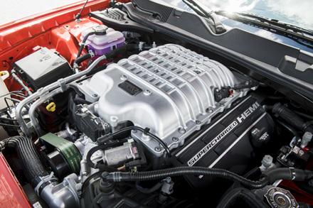 2020 Challenger SRT Super Stock Supercharged HEMI
