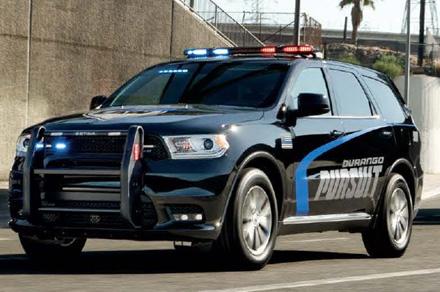 2021 Durango Pursuit Vehicle