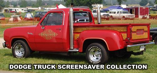 Dodge Truck Screensavers
