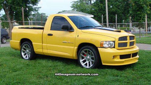 2005 Dodge Ram SRT 10 Pickup