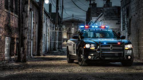 2012 Dodge Charger Police 2