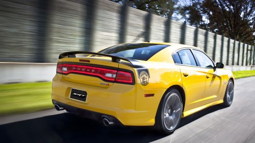 2012 Dodge Charger SRT Super Bee