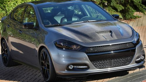 2013 Dodge Dart Carbon Fire Concept