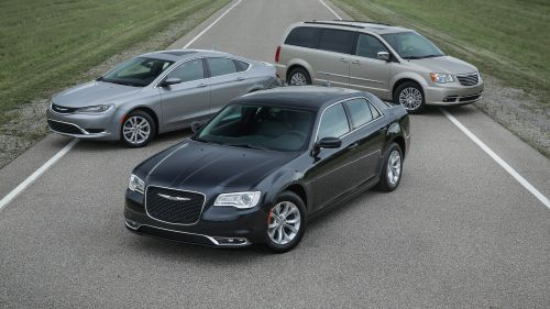 2016 Chrysler Products