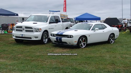 Dodge Challenger And Ram 1500