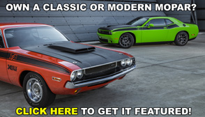 Own A Mopar?